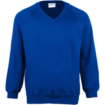 Textiel Kinderen Sweaters / Sweatshirts Maddins Coloursure Koninklijk
