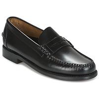 Schoenen Heren Mocassins Sebago CLASSIC Zwart