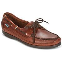 Schoenen Heren Bootschoenen Sebago SCHOONER Brown