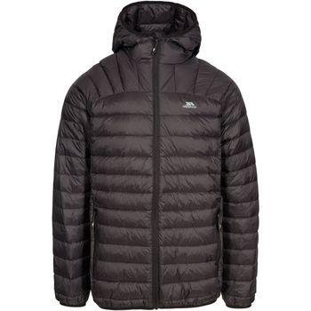 Textiel Heren Dons gevoerde jassen Trespass Romano Zwart