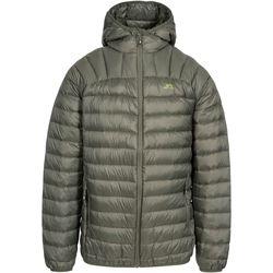 Textiel Heren Dons gevoerde jassen Trespass Romano Grijs