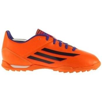 Schoenen Kinderen Voetbal adidas Originals F10 Trx TF J Noir, Orange, Violet