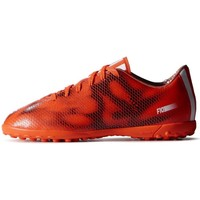 Schoenen Kinderen Voetbal adidas Originals F10 TF J Noir, Orange