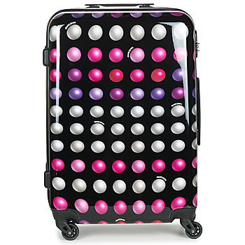 Tassen Valise Rigide David Jones FREDEGAR 57L Multikleuren