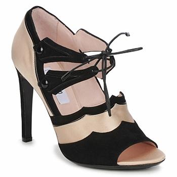 Schoenen Dames Sandalen / Open schoenen Moschino MA1601 Nude