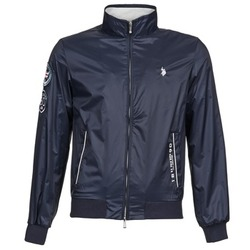 Textiel Heren Wind jackets U.S Polo Assn. PLAYER Marine