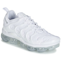 Schoenen Heren Lage sneakers Nike AIR VAPORMAX PLUS Wit